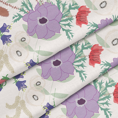 VANILLA MEADOW FABRIC