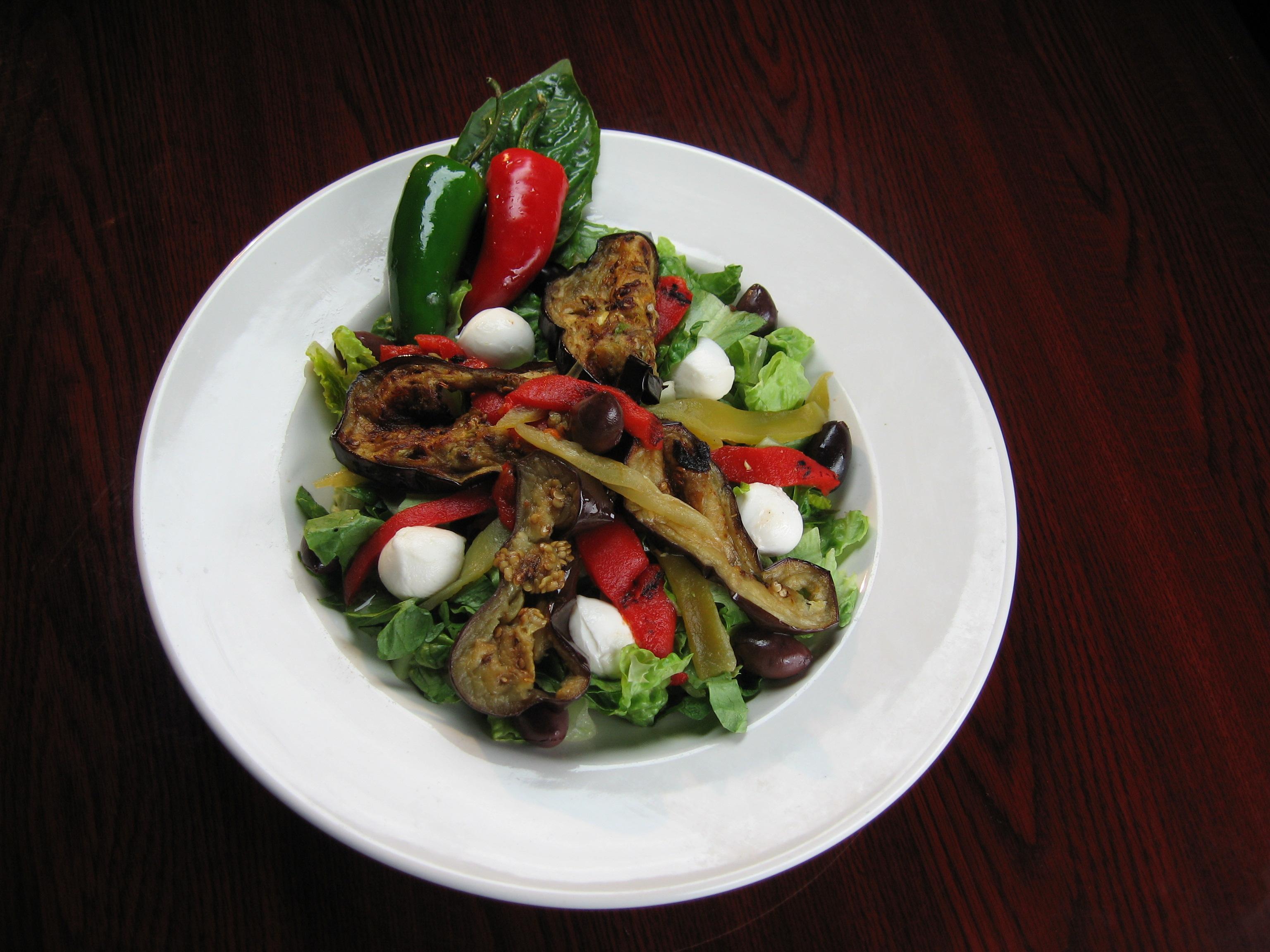 Sicily Harvest Salad