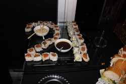 21 st. Birthday Sushi