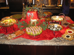 New Year's Catering