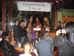 Catering Dancing w/Stars Party
