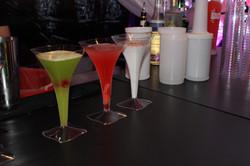 We provide Full Professional Bar