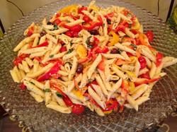 Penne Parmesan Salad