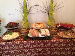 Christmas Salads & Sandwiches