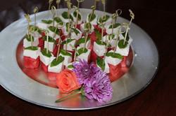 Feta Cheese & Watermelon
