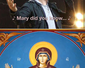 What Mary DID Know