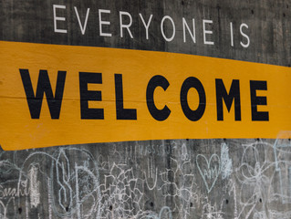 Welcome, Not Worthiness