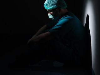 Jesus is Our COVID Nurse