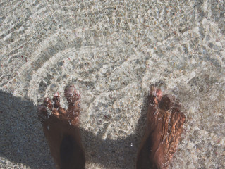 Stepping Into God's Pleasure