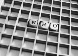 The Question of Who (and why it matters)
