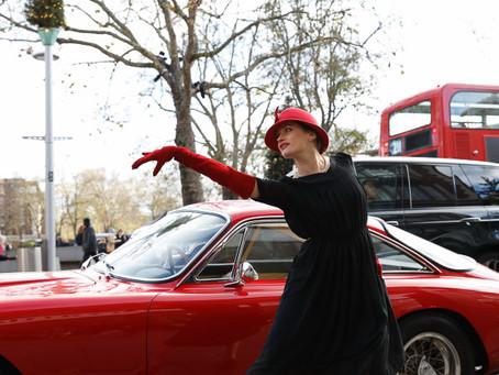 Marjan matkassa Lontoossa