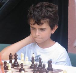 Юный мыслитель
