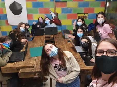 המלצות לנטפליקס של קבוצת girl.code