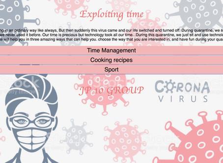 JP-10 של קבוצת Exploiting time
