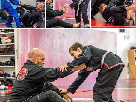 Why Jiu Jitsu Stops Bullying