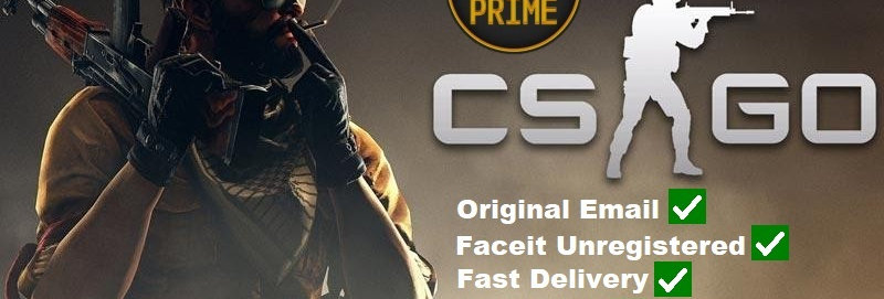 CS:GO Prime Account | Original Email | Verified | Fast Delivery