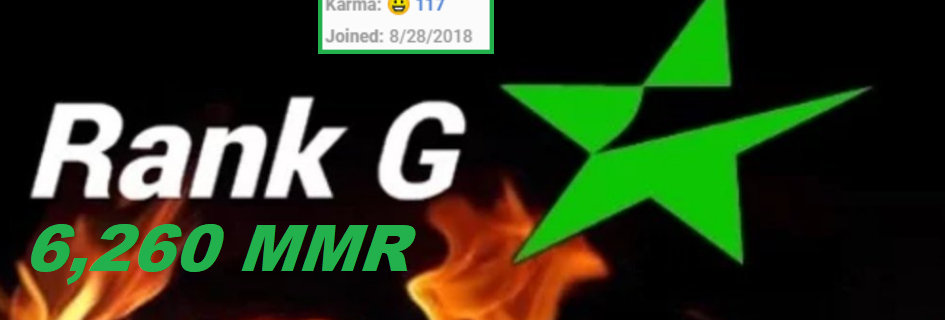 🥇✪ ESEA Rank G | 6,260 MMR | Joined in 2018. | 13.98 RWS | Instant Delivery