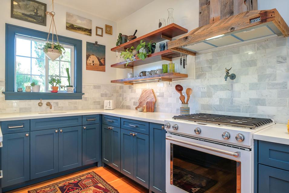 Scandi-Inspired Kitchen
