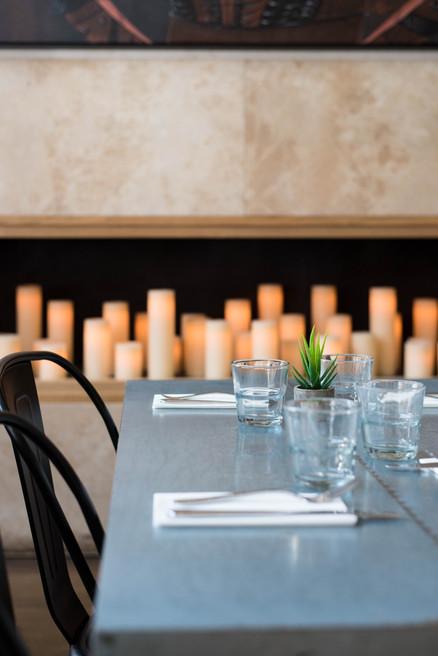 Dinner at the Matador, San Francisco