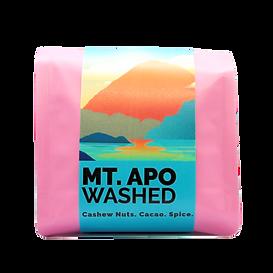 Mt Apo Semi Washed