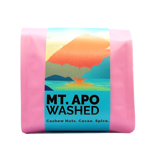 Mt Apo Semi Washed