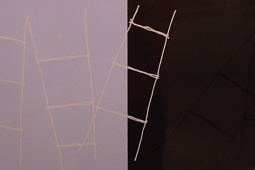 Falling ladders