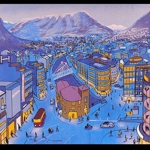 La Rotonda, Andorra la Vella