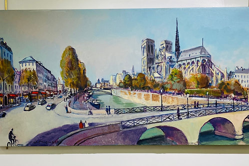 Nôtre-Dame, Paris