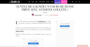Les Eclaireuses Anthony Colette Noleemeet