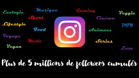 Instagram Influences Frédéric Nizard