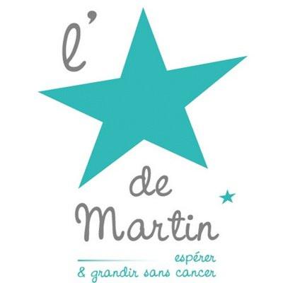 L'étoile de Martin Logo Association Frédéric Nizard
