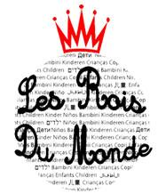 Les Rois du Monde Logo Association Frédéric Nizard
