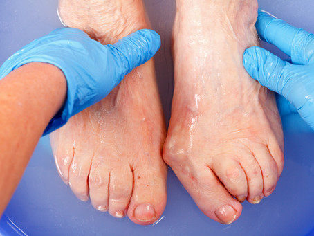 Benefits of Foot Care