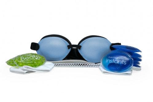 tranquileyes XL מסכה לטיפול בתסמונת עין יבשה