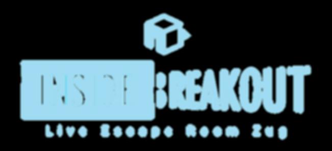 Inside Breakout | Live Escape Room Zug Logo