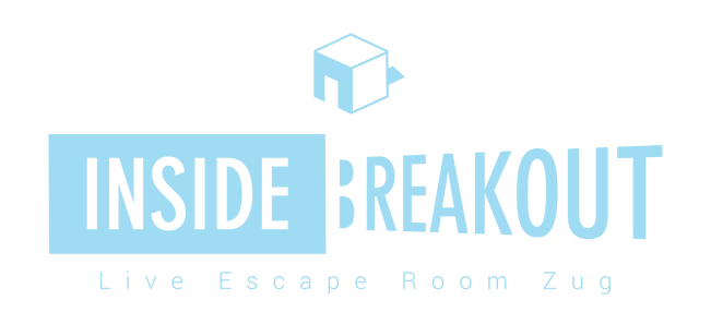Inside Breakout | Live Escape Room Zug Logo