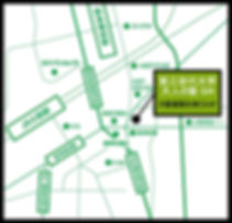 第三世代大学 大人の塾SiN アクセスマップ