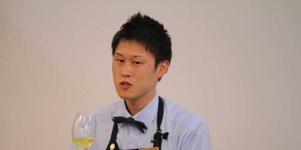 特別講座① ポリフェノール豊富な、ワインを知って健康で楽しい生活を!
