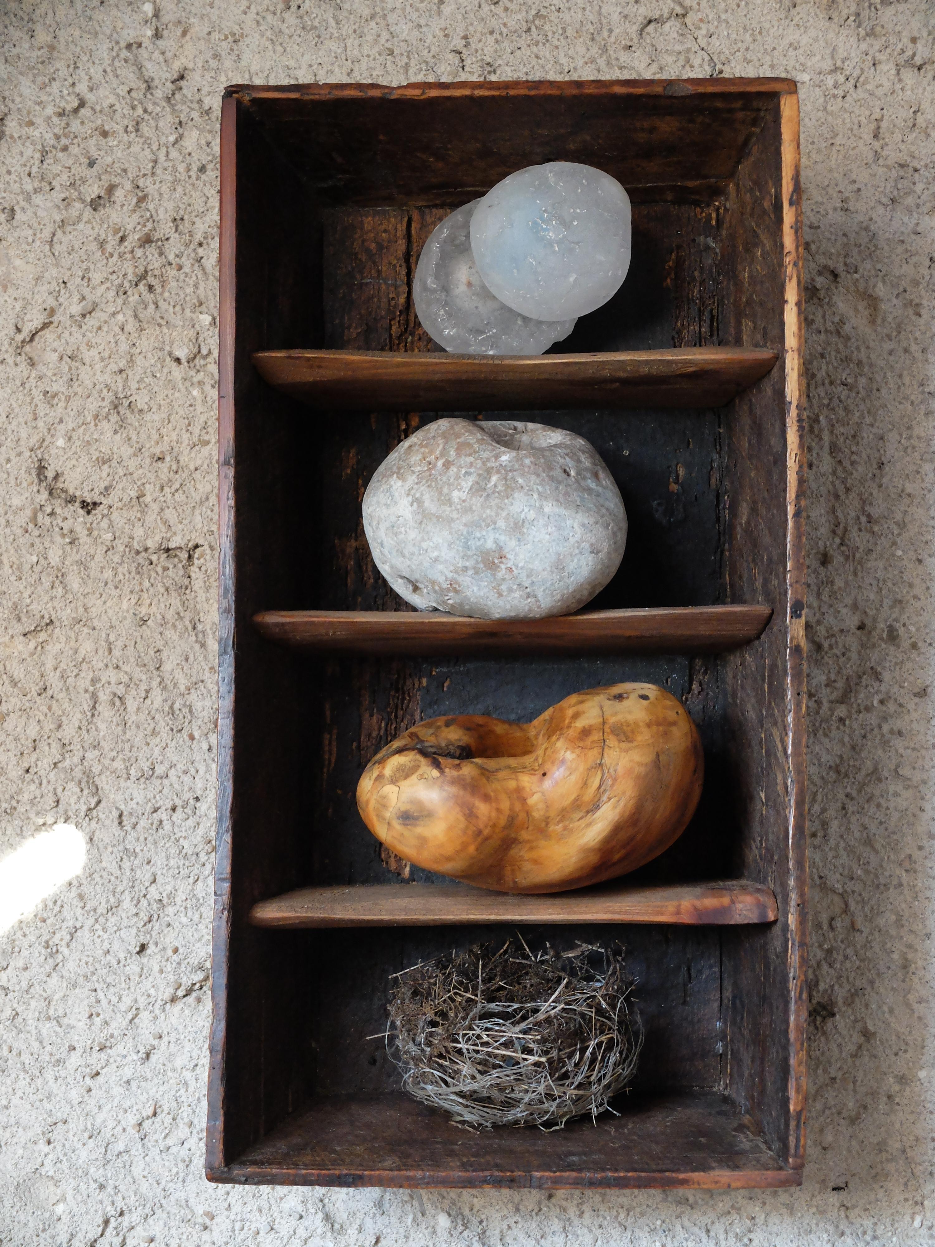 hameau (l'atelier primitif)