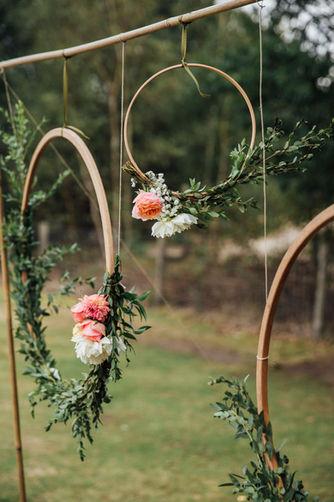 Boho bruiloft, bruidsfotograaf