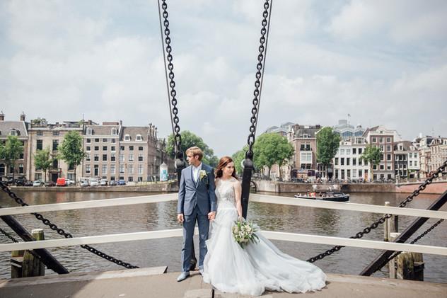 Steven & Corine | Amsterdam wedding