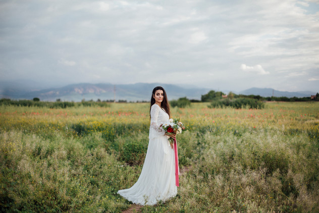 Bridalshoot | Marrakech