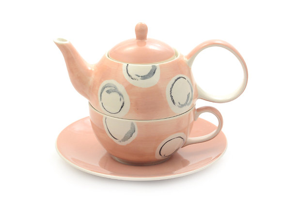 Tea-For-One Cerise