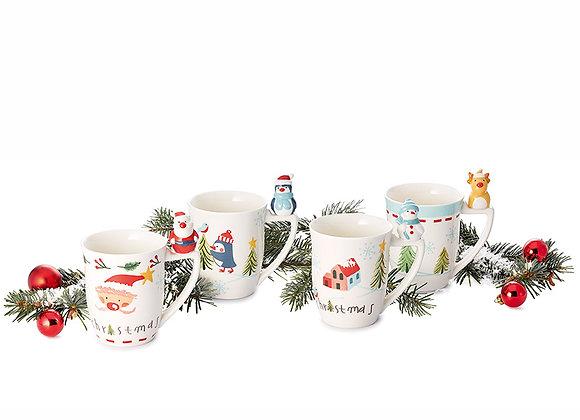Mug - Equipe du Père Noël