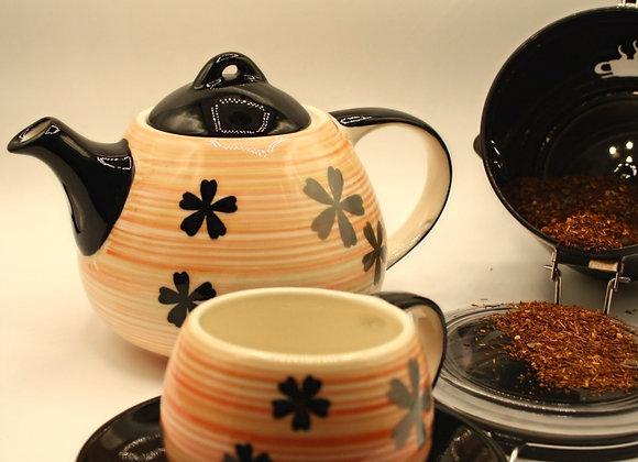 Set Gioia - 4 tasses + soucoupes