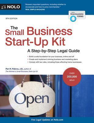 SmallBusinessStart-upKitAStepByStepLegal