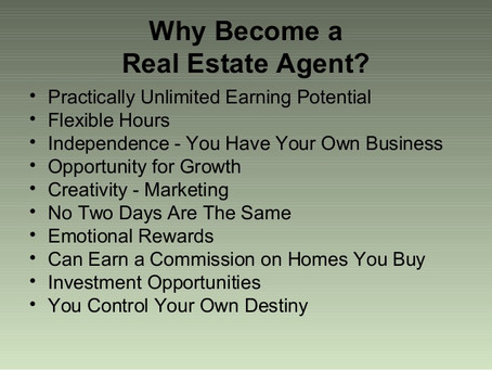 How long does it take for me to get by Real Estate License ?