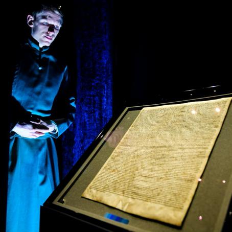 The Magna Carta Thief