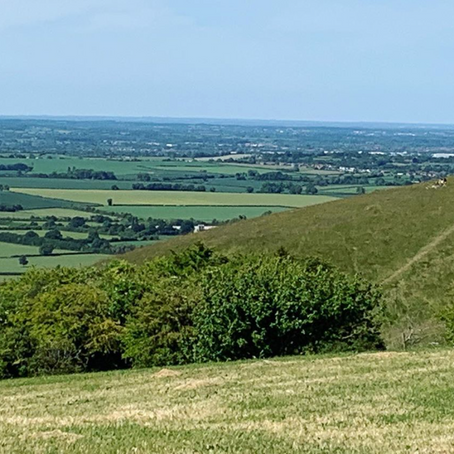 Cycling in the Wiltshire Countryside