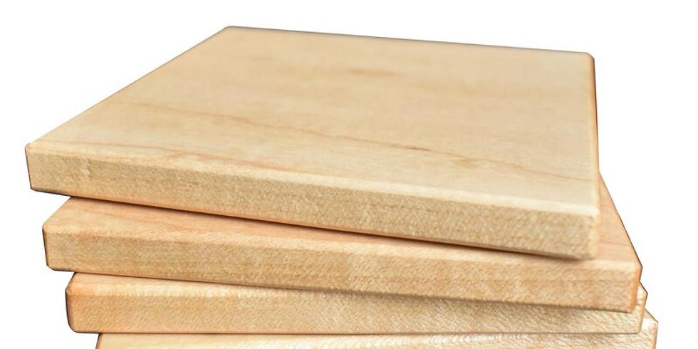 Design Challenge - Wooden Squares